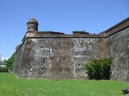Castillo De San Fernando De Omoa