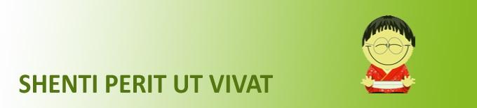 PERIT UT VIVAT...