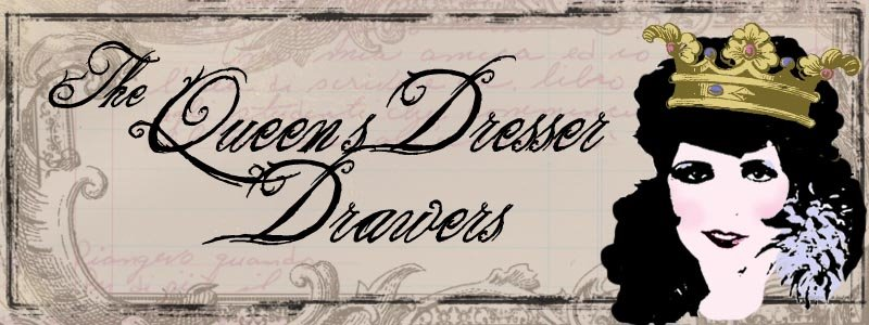 The Queen's Dresser Drawers