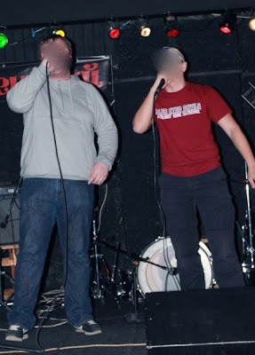 Hatecore Fest открывала группа Street Disinfection