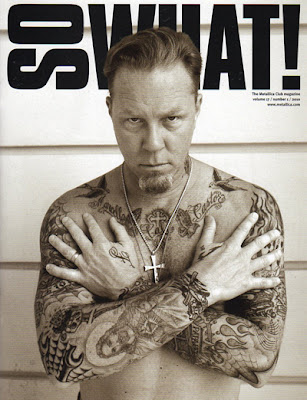 James Hetfield Straight Edge
