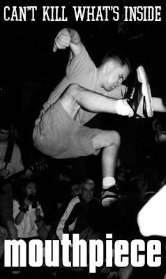 Mouthpiece, youth crew, straight edge hardcore