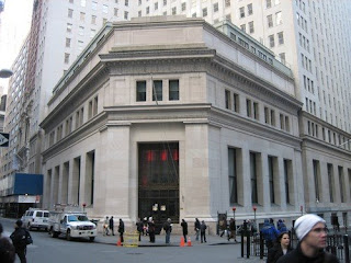 23 wall street, new york