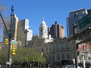 new york cityhall