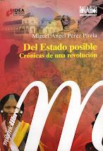 """PEREZ PIRELA, """"Del Estado Posible"""", Monte Avila Editores, 2008"""