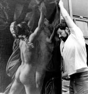 Imagen de la película de Philibert, La ville Louvre. Distribuida por Documenta Madrid.