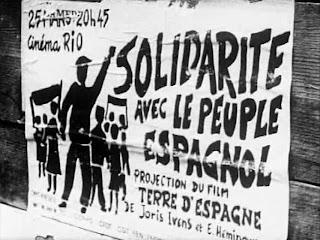 Imagen de la película Classe de lutte, de Le Groupe. Distribuida por Documenta Madrid 08.