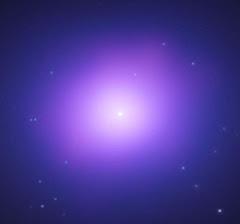 """""""Agujero negro"""" color Púrpura"""
