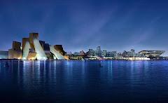 Un Museo Guggenheim para la ciudad de Abu Dhabi en los Emiratos Arabes