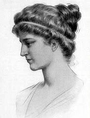 Alrededor del año 370 d.C. nació Hypatia en Alejandría.