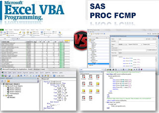 Proc Fcmp(1): from VBA to SAS