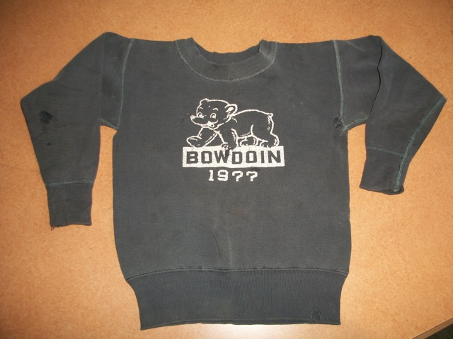 how to get old superglue of sweatshirt