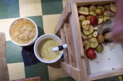 My Amazing Whizbang Apple Grinder