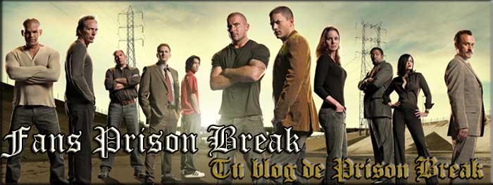 Fans Prison Break - capítulos online e información de la serie