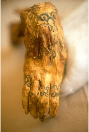 ancient tattoo