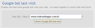 Google Bot Last Visit