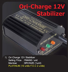 ORI CHARGE