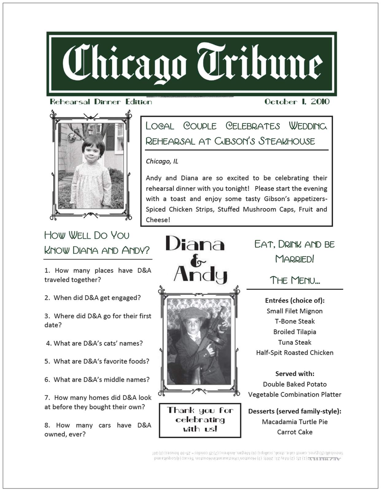 chicago style newspaper Citing periodicals in chicago style for magazines and newspapers, it is not necessary to include the page numbers, although including.