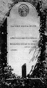 Rilke's Grave