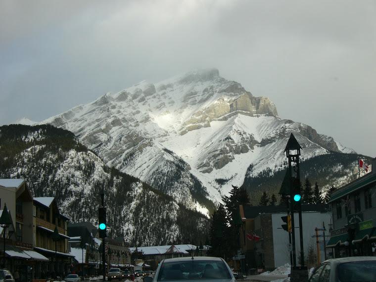 Banff en hiver