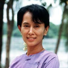 Aung San Suu Kyi Premio Nobel per la pace 1991