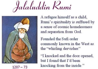 Jalaluddin Rumi Quotes Maulana Rumi Online: R...