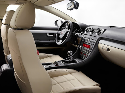 2010 Seat Exeo ST Interior