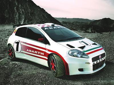 2007 Fiat Grande Punto Abarth