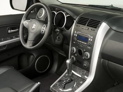 2009 Suzuki Grand Vitara Interior