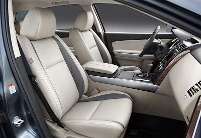2010 Mazda CX-9 Interior