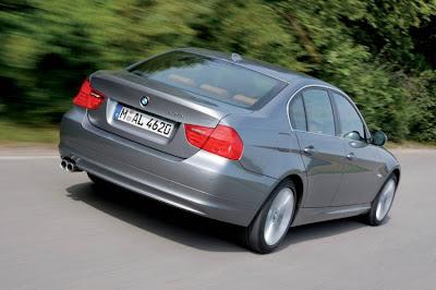 2009 BMW 330d Sedan