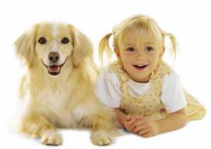 Niños que se parecen a su mascota