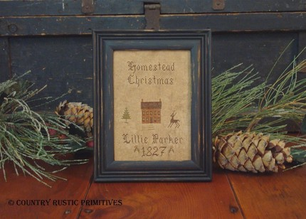 free primitive cross stitch sampler patterns