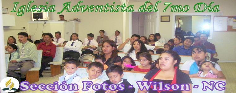 Sección Fotos - Iglesia Wilson-NC