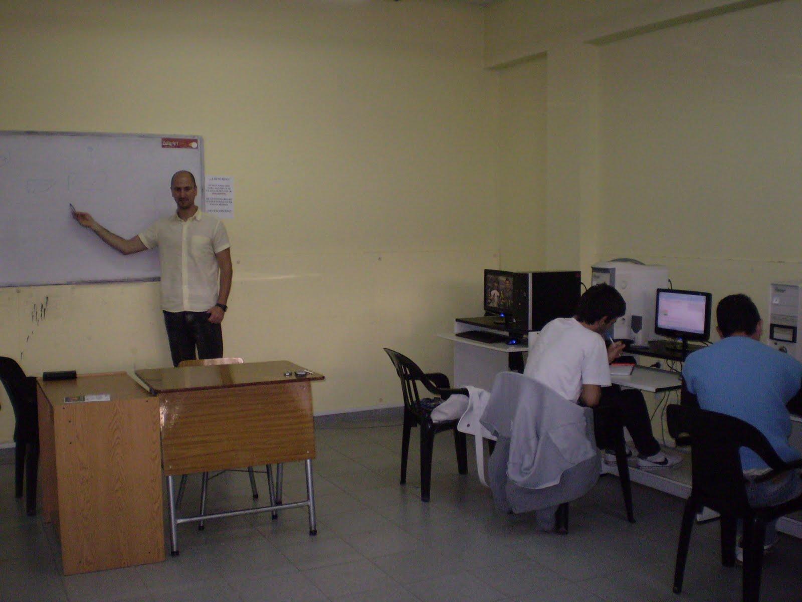 Inicio del curso auxiliar administrativo oficina de for Oficina de empleo cursos