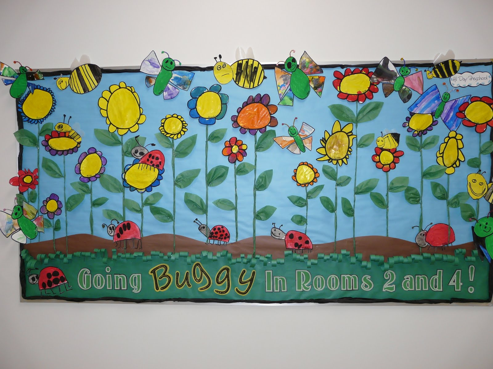 Stunning Spring Into Summer Bulletin Board Ideas 1600 x 1200 · 259 kB · jpeg