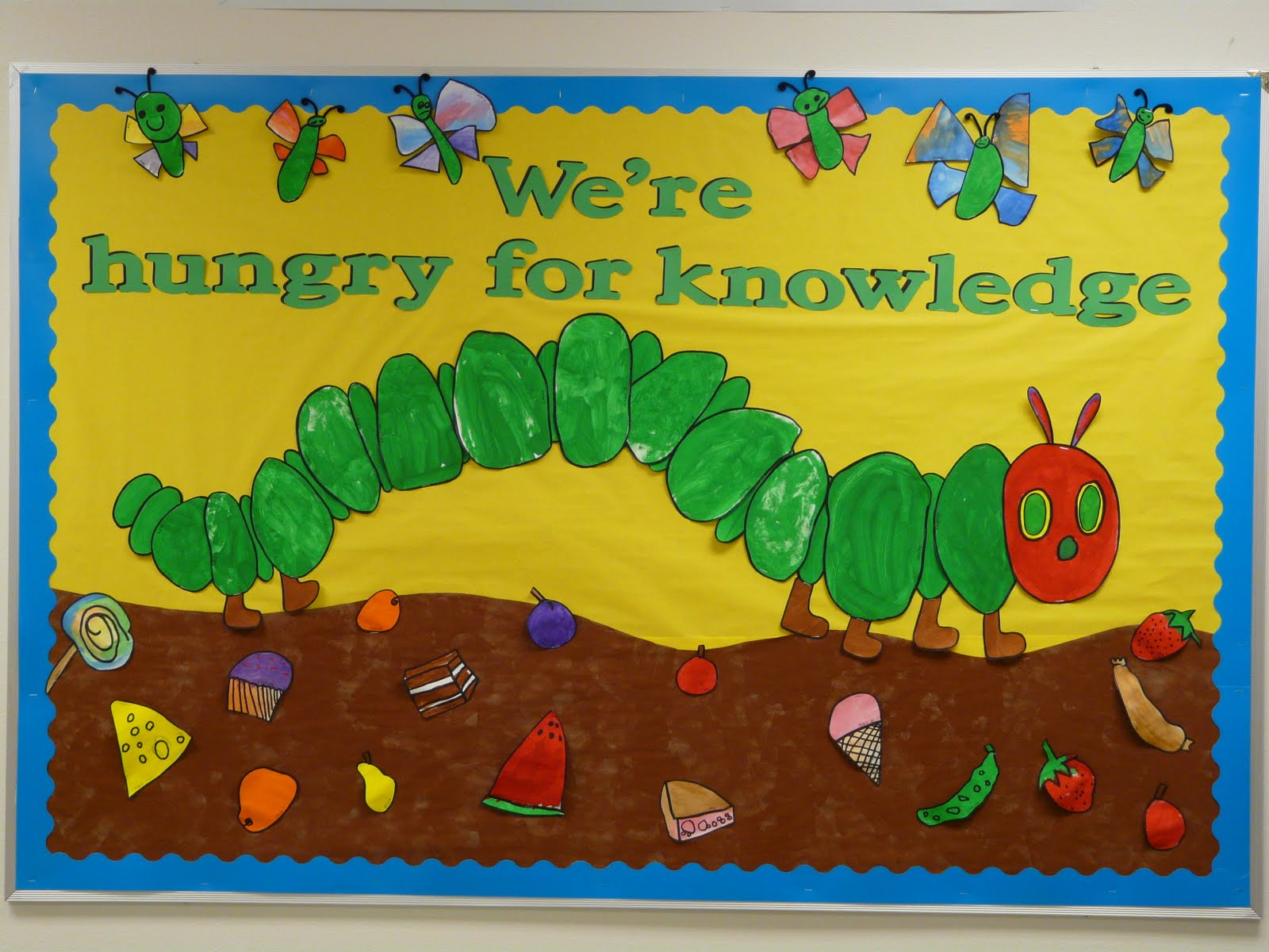 bulletin board ideas october 2010