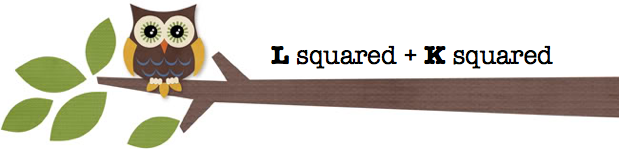 L squared + K squared = &lt;3