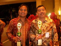 Pemenang lomba guru berprestasi tingkat nasional