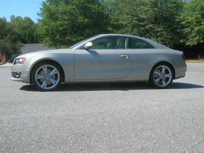 2008 Audi A5. Audi A5 3.2 Quattro. 2008 Audi