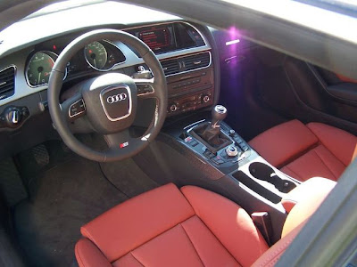 Audi S5 Interior Incredible Specification