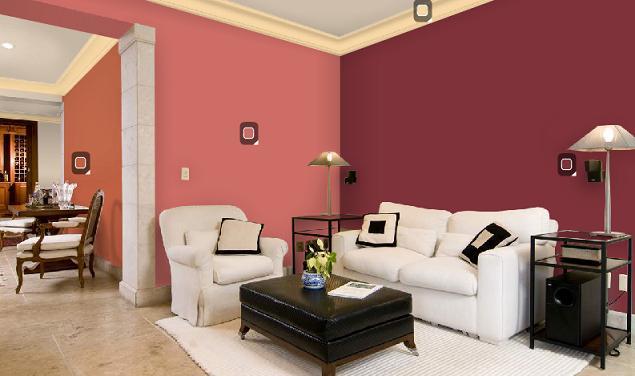 Com arte e amor simulador de decora o escolhendo as - Simulador de casas ...