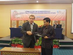 Seminar Nasional & Pertemuan Koordinasi APHAMK,HSF,Ditjen Peraturan Perundang-undangan Kemenkumham