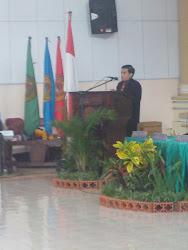 Focus Group Discussion (FGD) Penyelesaian Perselisihan Hasil Pemilukada di Provinsi Jambi