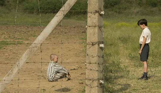the boy in the striped pajamas conflict