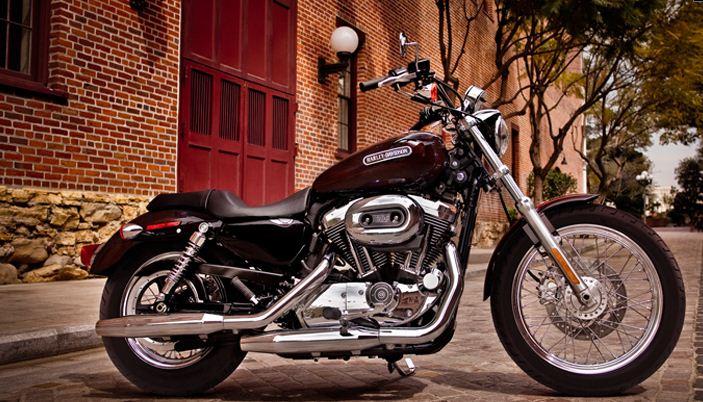 Harley Davidson iron 1200 Low 2011