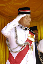 The Sultan of Perak