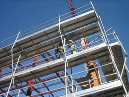 equipo aparejador - Arquitectos Técnicos - andamios