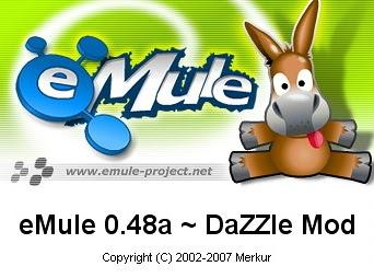 eMule Version 0.48a ~ DaZZle Mod