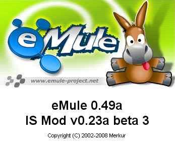 eMule 0.49 ISMod 0.23a